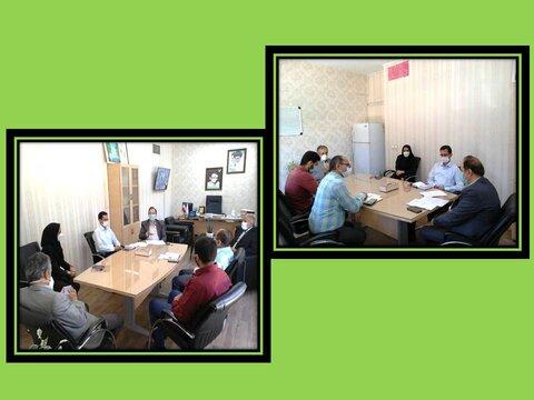 ساوجبلاغ |نخستین کمیته پیشگیری و درمان اعتیاد شهرستان ساوجبلاغ برگزار شد