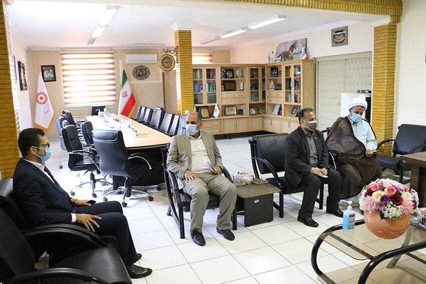 ملاقات عمومی مدیرکل بهزیستی گیلان با مددجویان و توانخواهان
