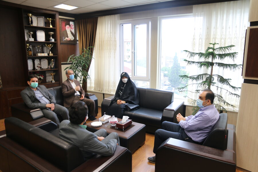 ظرفیت فرهنگی گلستان برای جامعه بهزیستی مفید است