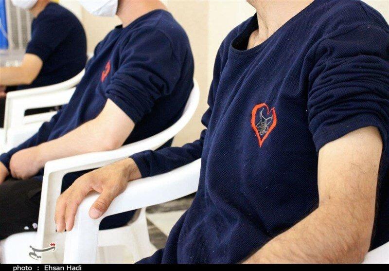 گزارش تصویری|واکسیناسیون معلولان ذهنی آسایشگاه شهید بهشتی مشهد به روایت تصاویر