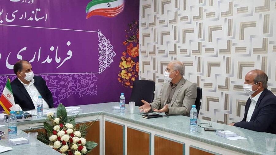 تخصیص ۱۶ میلیارد ریال توسط فرماندار دشتستان به بهزیستی
