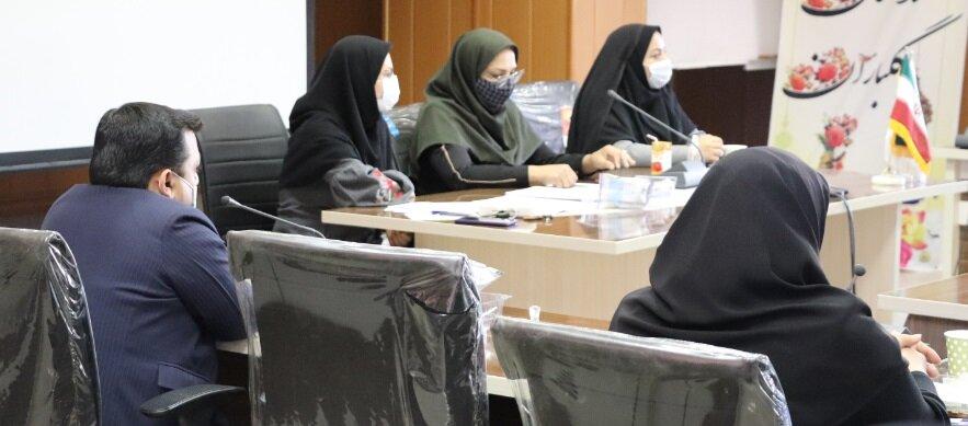 بسیج اعضای کارگروه طلاق استان برای آموزش زوجین و خانواده ها در راستای توانمندسازی و پیشگیری از طلاق