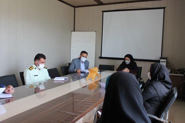 فریدن  برگزاری کمیته پیشگیری از اعتیاد با تاکید بر کارزار رسانهای