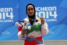 ساره جوانمردی دودمانی؛ قهرمان تیرانداز مسابقات پارالمپیک