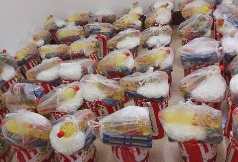 خاتم | توزیع بسته های معیشتی وغذایی در بین مددجویان شهرستان خاتم