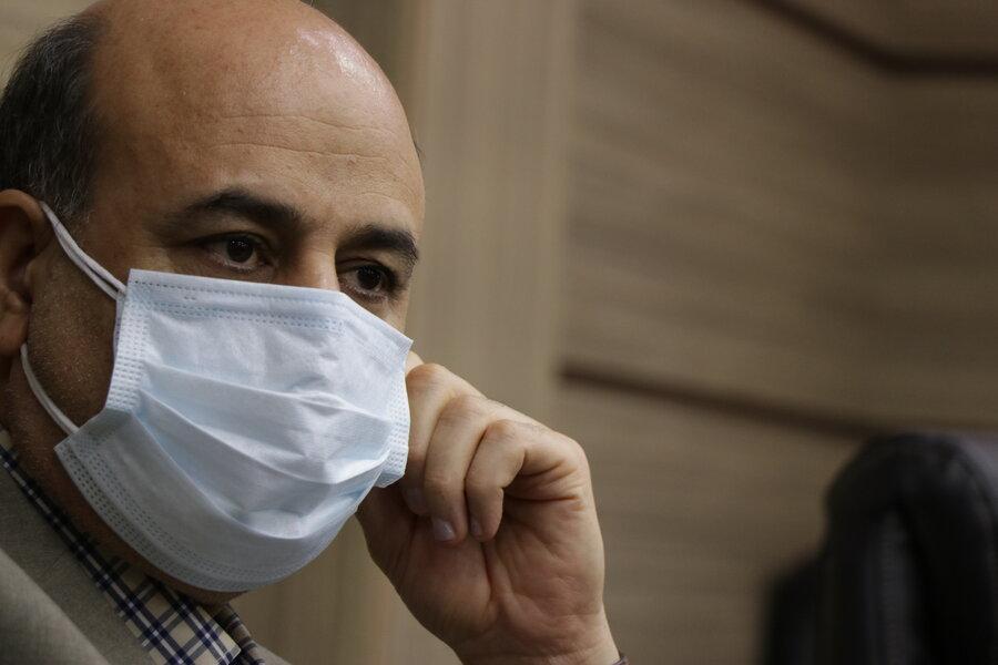 پیام دکتر عباس صادق زاده  مدیرکل بهزیستی استان کرمان به مناسبت بزرگداشت ۱۴ خرداد