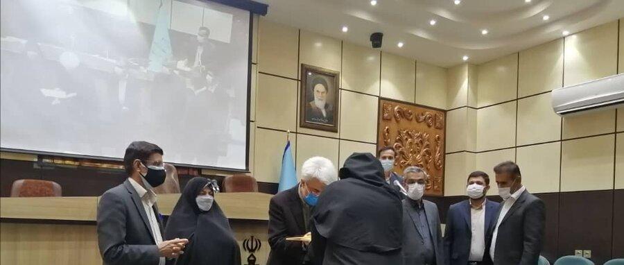 شیراز   تجلیل از فعالان عرصه پیشگیری از خشونت