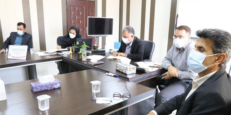 برگزاری اولین جلسه کمیته فرهنگی و پیشگیری شورای هماهنگی مبارزه با مواد مخدر
