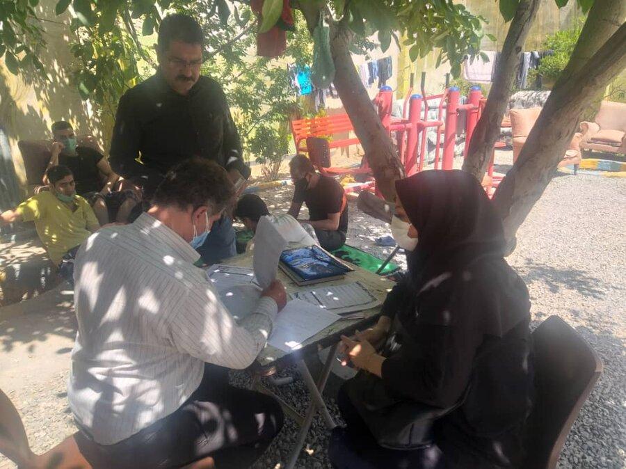 پردیس| بازدید از مراکز اقامتی میان مدت