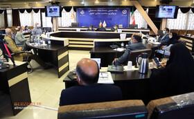 گزارش تصویری  برگزاری هفدهمین جلسه ستاد هماهنگی و پیگیری مناسب سازی کشور