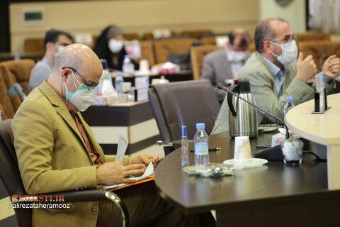 هفدهمین جلسه هماهنگی و پیگیری مناسب سازی