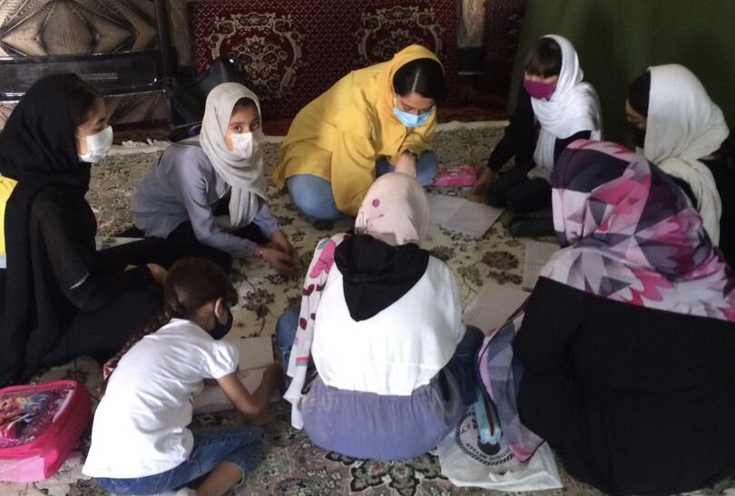 قرچک  اجرای برنامه کمک آموزشی برای دانش آموزان
