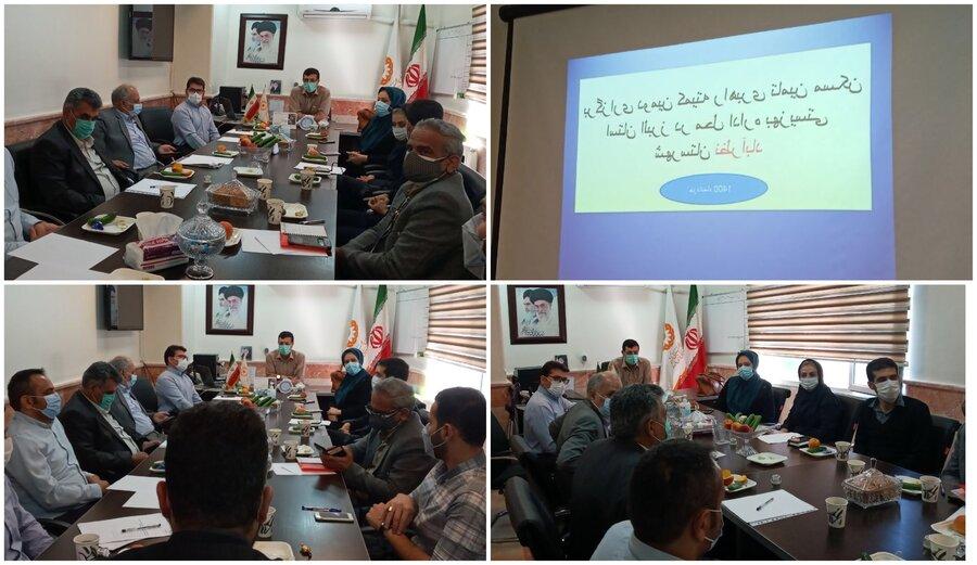 دومین کمیته راهبری تأمین مسکن استان البرز برگزار شد