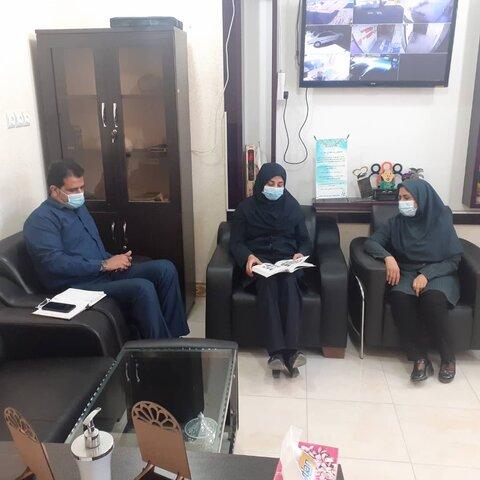 تنگستان نشست ستاد مناسب سازی شهر اهرم برگزار شد