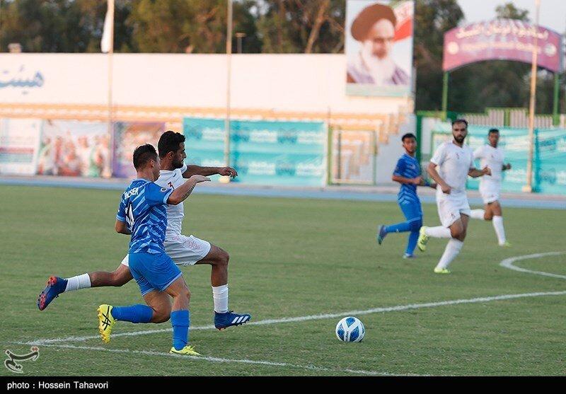 ناشنوایان ایران با شکست عراق المپیکی شدند