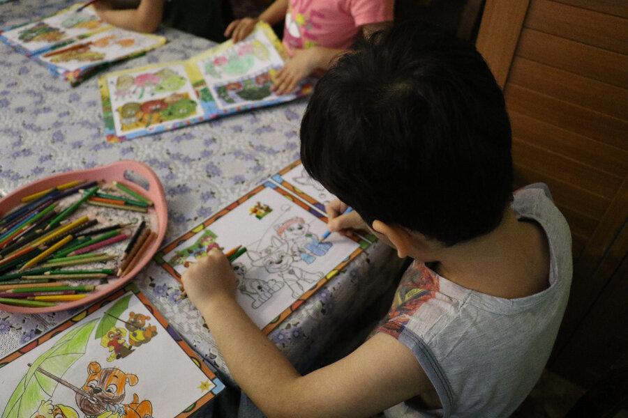 بازدید مدیرکل دفتر امور کودکان و نوحوانان سازمان بهزیستی کشور از خانه های نگهداری دختران (  خانه بانیان مهر ، ترنم امید، شایگان ۱ و ۲ ، آدینا و همای سعادت )