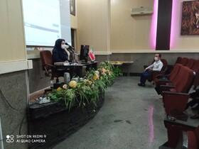 گزارش تصویری/ برگزاری جلسه با مسئولین فنی مراکز غیردولتی تبریز