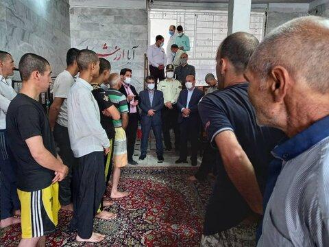 بازدید سرپرست بهزیستی خراسان رضوی از مراکز تحت نظارت بهزیستی گلبهار