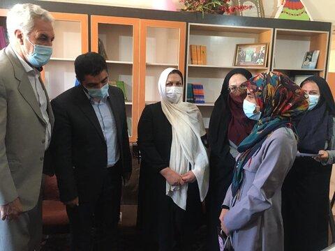 گزارش تصویری| مراسم بزرگداشت روز دختر با حضور مسئولین استانی
