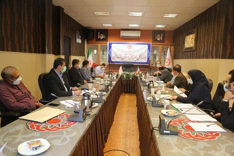 نشست تخصصی با کارشناس مسوولان معاونت اجتماعی بهزیستی مازندران برگزار شد