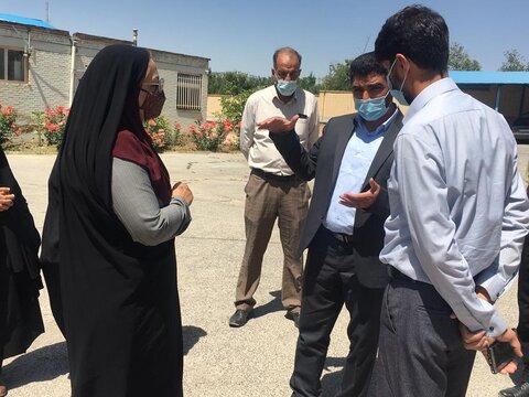 گزارش تصویری| حضور نماینده مردم شهرستانهای شهرکرد، بن و سامان در مجلس شورای اسلامی در اداره بهزیستی