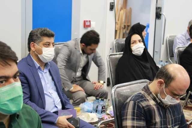 کاشان  افتتاح شرکت تعاونی داروسازی یاس کبود با هدف ایجاد اشتغال زایی و توانمندی زنان سرپرست خانوار