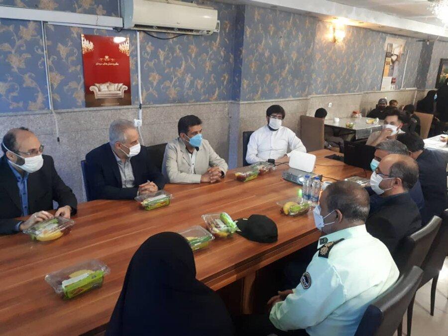 مشهد   طرح ساماندهی کودکان کار و خیابان مشهد در بعد کشوری اجرایی میشود
