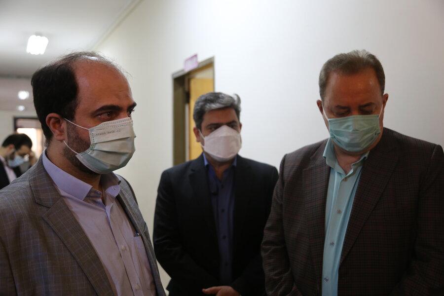 خبر تجمیعی|سفر مدیر کل دفتر امور آسیب دیدگان اجتماعی سازمان بهزیستی کشور به استان مازندران