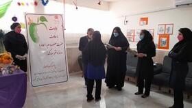 جشن روز دختر در خانه سلامت دختران و خانه های کودکان و نوجوانان بهزیستی خوزستان برگزار شد