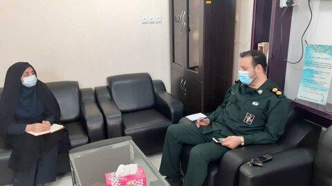 تنگستان جلسه هم اندیشی بررسی کاهش آسیبهای اجتماعی باهمکاری سپاه امام علی(ع) برگزار شد