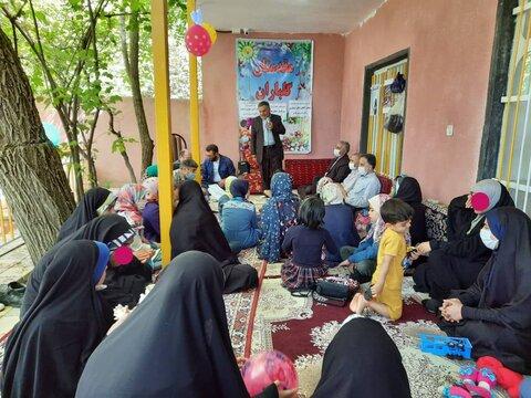 شهرستان همدان |  گرامیداشت روز دختر در موسسه های خیریه بهزیستی
