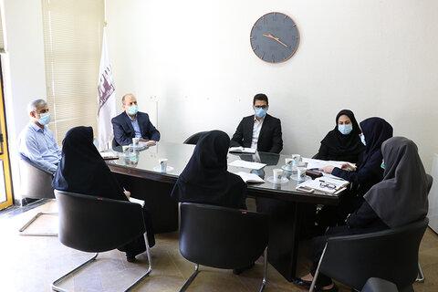 برگزاری اولین کارگروه فرعی اورژانس اجتماعی  با محوریت بهبود روند مداخلات درون سازمانی و برون سازمانی