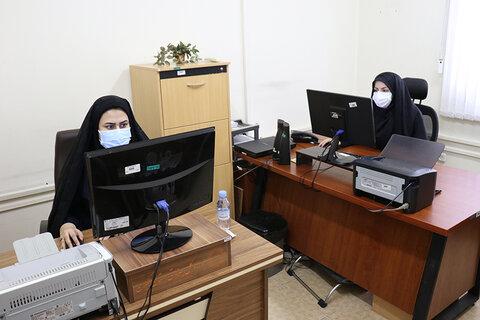 برگزاری مرحله سوم مصاحبه تخصصی قبول شدگان آزمون استخدامی مشترک فراگیر بهزیستی گیلان
