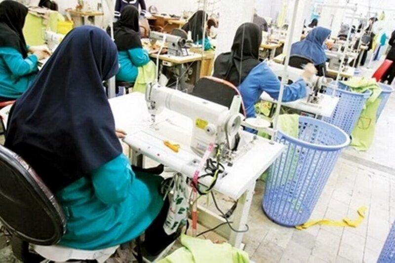 توانمندسازی ۱۴۰ زن سرپرست خانوار تحت پوشش بهزیستی  در سال گذشته