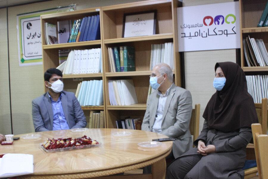 کارگاه کارآفرینی و خلاقیت ویژه افراد کم بینا و نابینا افتتاح شد