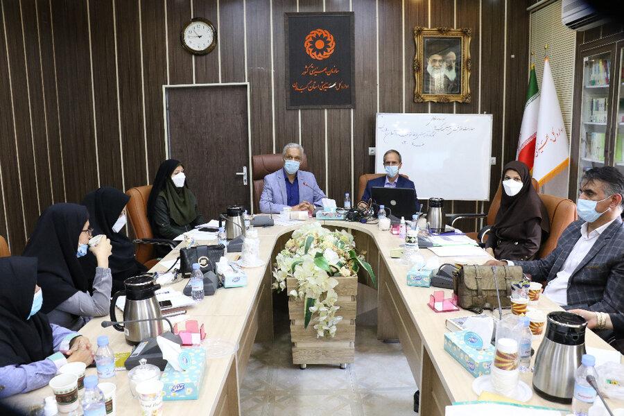 کارگاه آموزشی ارتقای توانمندی افراد معلول و سالمند برگزار شد