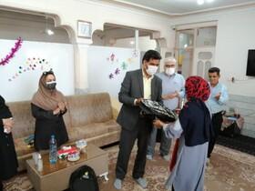 گزارش تصویری| دیدار مدیرکل بهزیستی استان به مناسبت روز دختر با دختران خانه پناهگاهی الفت شهرستان قاین