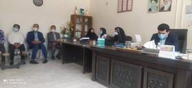 بازدید مدیرکل خراسان شمالی از مراکز تحت نظارت راز و جرگلان