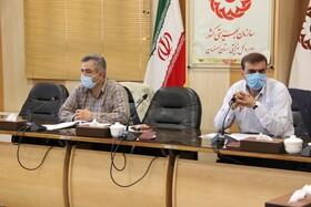 گزارش تصویری| اولین جلسه کمیته پیشگیری شورای هماهنگی مبارزه با مواد مخدر استان در سال 1400