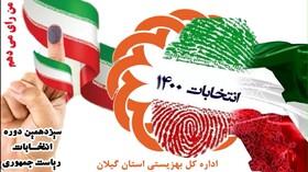 کلیپ | من رای می دهم ( اداره کل بهزیستی استان گیلان )