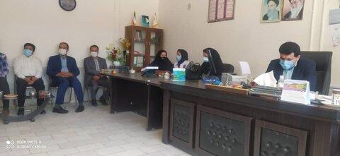 بازدید مدیرکل خراسان شمالی از مراکز تحت نظارت