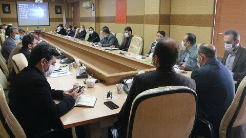 برگزاری دومین جلسه کمیته فرهنگی پیشگیری  شورای هماهنگی مبارزه با مواد مخدر استان