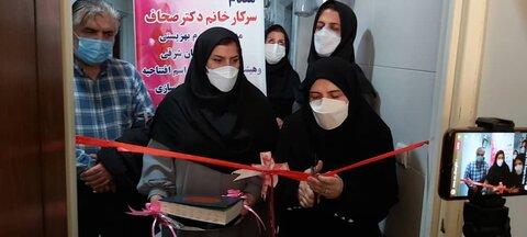 گزارش تصویری/ آیین بهره برداری از مرکز حمایت و توانمندسازی زنان آسیب دیده اجتماعی