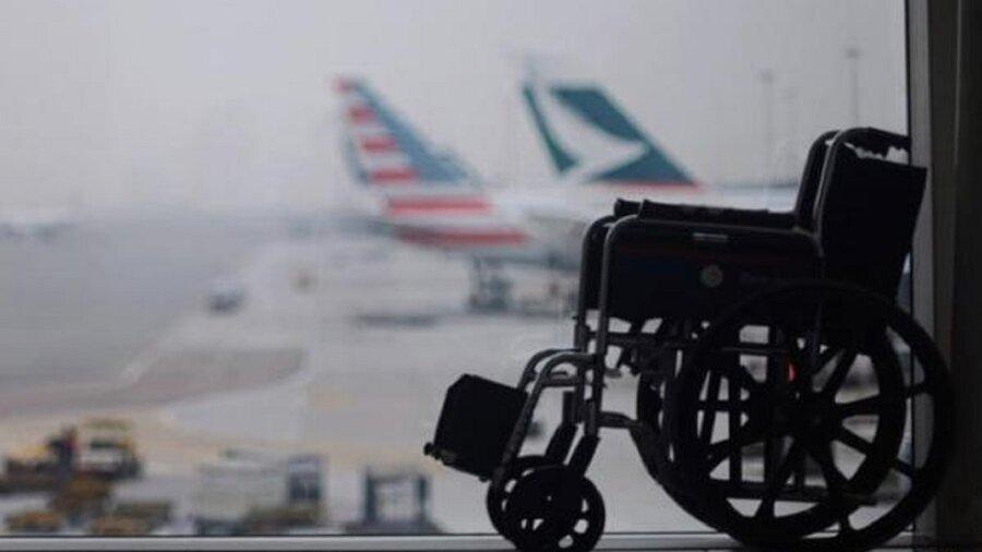 ابلاغ شیوه نامه حمل و نقل مسافرین دارای معلولیت به شرکت های هواپیمایی
