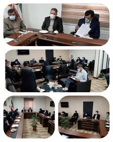 جلسه شورای اداری بهزیستی استان البرز برگزار شد