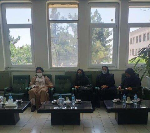 پاکدشت| برگزاری جشن میلاد باسعادت حضرت معصومه و گرامیداشت دهه کرامت