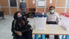 High voter turnout of people with disability and older persons