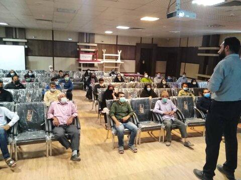 باخرز | ۲۴۰ مددجوی بهزیستی در باخرز، دورههای مهارتی برای ایجاد اشتغال را گذراندند