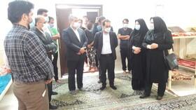 مقامات قضایی استان  از مرکز ترک اعتیاد میلادی دوباره شهر بوشهر بازدید کردند
