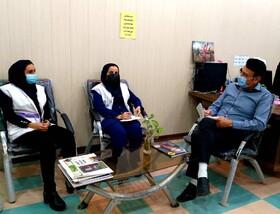 تنگستان| نشست تخصصی کارشناسان اورژانس اجتماعی با مسئول مجتمع فرهنگی هنری ارشاد تنگستان برگزار شد